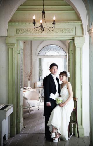 결혼식 포토테이블용