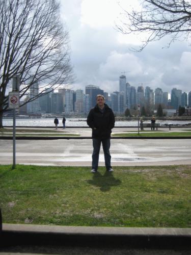 2008년 3월 벤쿠버 시댁에 다녀오다.