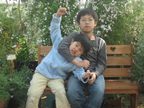 가족사진 2008년 4월