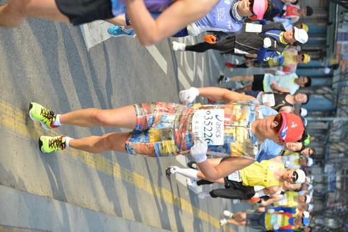 james is Marathon