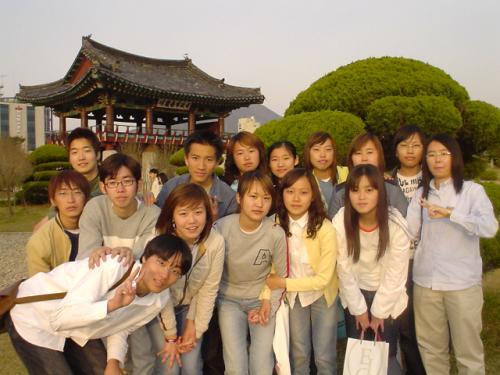 2003년도 창원대 행정학과 시사 토론학회 ┏ 꺼리마당 ┓야유회 사진 입니다.. ^^