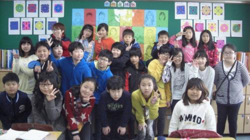 2013년 5학년 3반 친구들