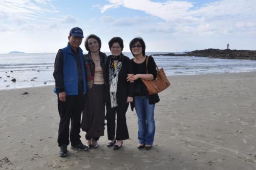 관광여행중 찍은사진.