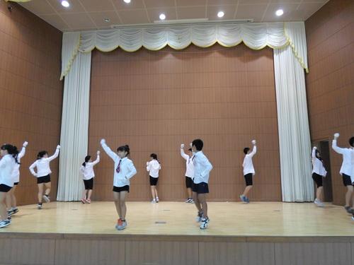 교육감기 댄스동아리