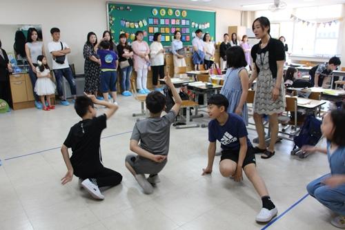 2019학년도 용성초등학교 앨범용 사진인화