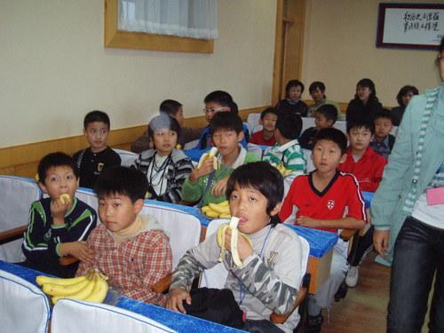 중국 심양 화신소학교와 자매결연으로 4박5일 여행