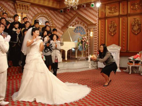 막내 결혼사진