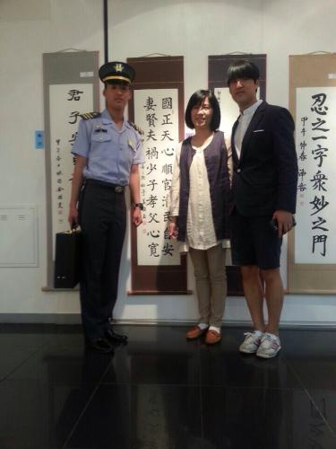 민우민혁 졸업사진